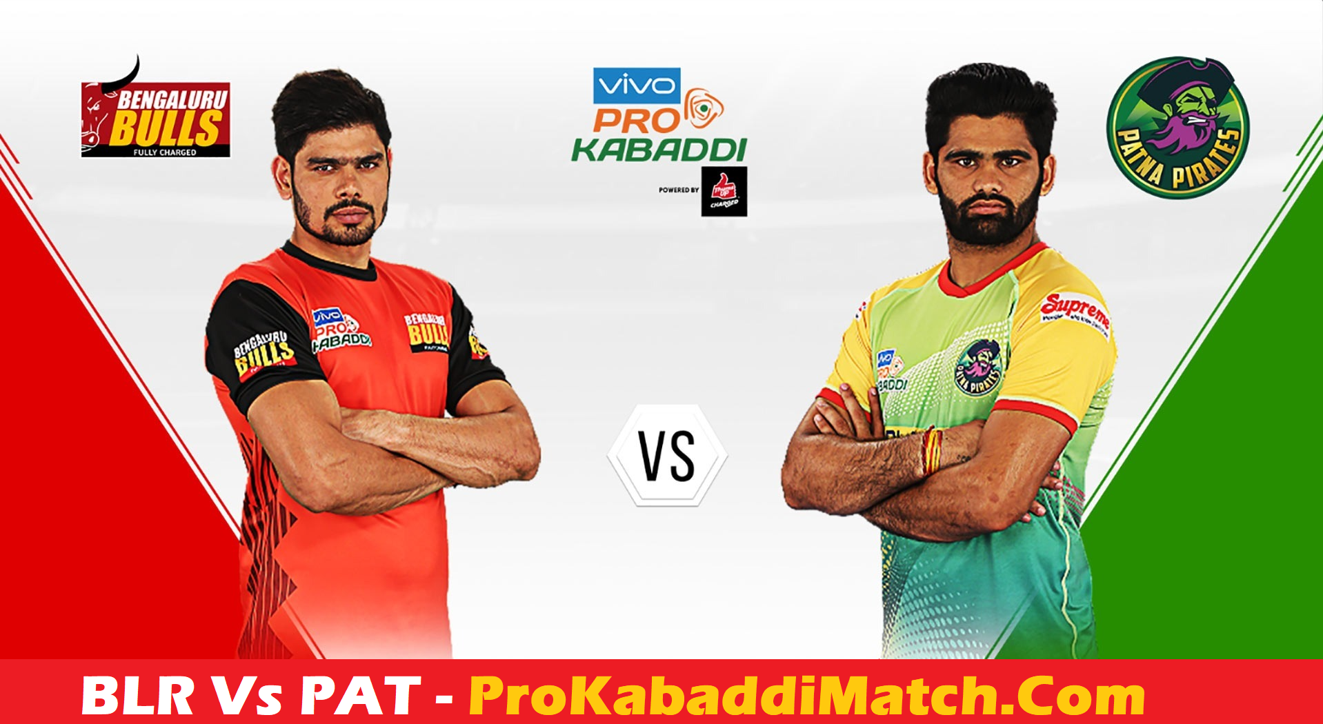 Benguluru Bulls Vs Patna Pirates PKL 2019 Dream11 – Preview