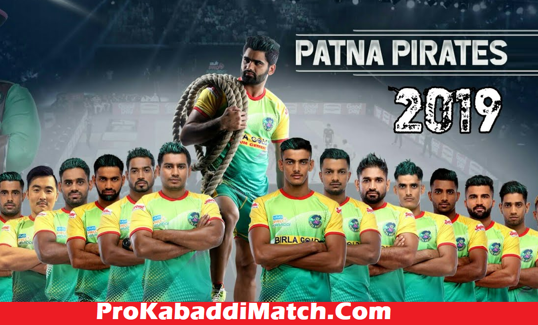 Prokabaddi 2019: Patna Pirates Playing 7 Prediction