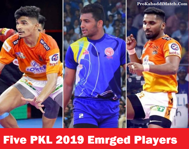 Pro Kabaddi 2019 Emerging Players To Watch For PKL 2020