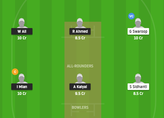 ECC Vs KCC – ECS T10 Malmo Dream11 Fantasy cricket Stats, Squad, Tips – Mega League, Grand League