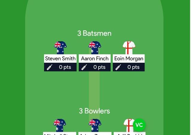 Eng Vs Aus 3rd Odi Dream11 Prediction & Preview Mega League | Fantasy Cricket Tips
