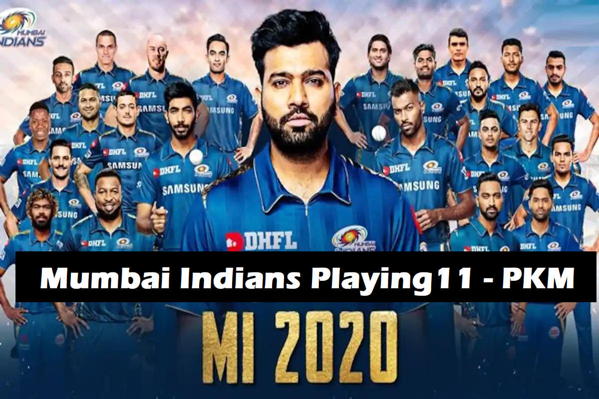 MI Playing11 Analysis IPL 2020 – Mumbai Indians