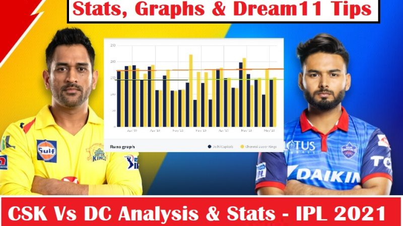 CSK Vs DC Dream11 Prediction, Stats & Tips – IPL 2021 | Fantasy Cricket Preview