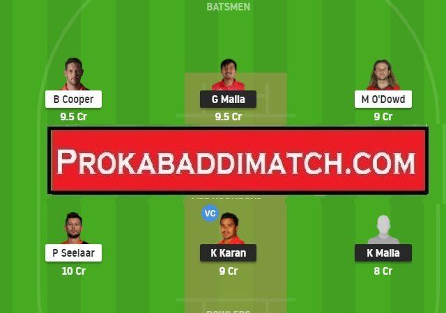 Nepal Vs Netherland 1st T20 Dream11 Stats & Prediction – Fantasy Tips