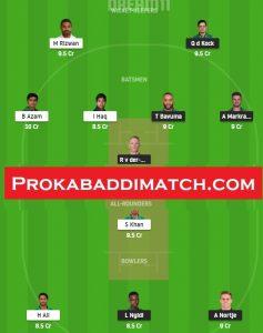 South Africa Vs Pakistan 1st Odi