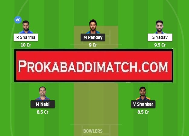 SRH Vs MI Prediction, Stats & Tips – IPL 2021 | Fantasy Cricket Preview