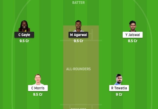 PBKS Vs RR IPL 2021, KXIP Vs RR Dream11 Prediction, Stats & Tips | Fantasy Cricket Preview